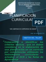 PLANIFICACION CURRICULAR.pptx