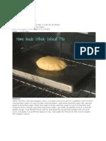 Perfect the Pita Bread
