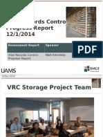 VRC Presentation 12-10-2014