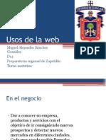 Usos de la web.pptx