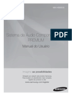 <!DOCTYPE html>Manual Sansung MX-HS6500 ZD 140326 MP-sehz Page 10