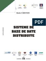 Sisteme de Baze de Date Distribuite