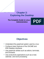 The Complete Guide to Linux System Administration Ch. 2 powerpoint