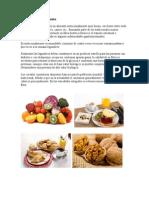 Alimentos hidrocarbonados