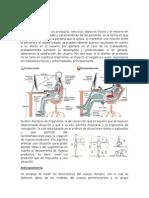 Ergonomía, Antropometria y Percentiles