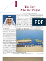 The New Doha Port Project