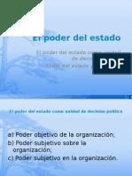 El Poder Del Estado_diapositivas_miercoles