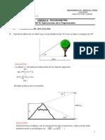 s14ht-Aplicaciones de Trigonometria - Solución