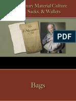 Storage - Bags, Sacks, & Market Wallets