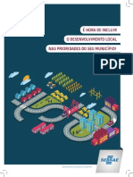 Cartilha Desenvolvimento Local No Plano Plurianual 2013 Periodo 2014-2017