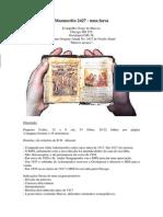 Manuscrito2427DeNestleAland UmaFarsa ComImagens MGross