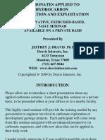 5-Day Carbonate Seminar Ad Copy[1]