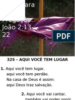 culto 3 domingo da quaresma.ppt