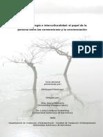 Lengua Ecologia e Interculturalidad El Paple de La Persona Entre Las Convenciones y La Conciencia Hr1de1