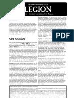 WFRP - Warpstone Legion Issue 2