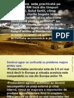 Agricultura Este Practicată Pe Teritoriul RM încă