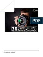 30 step to become a succesful photographer