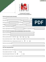 2014 2015 Application Formj