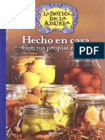 Hecho en Casa Con Tus Propias Manos - JPR504