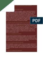 Cuestionario Sobre La Educación en La Nueva España