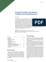 2014 Anemias Hemoliticas Hereditarias
