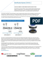 Standardized Headset Identification System