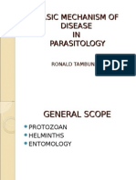 Parasitologi _ Basic Mechanism of Disease