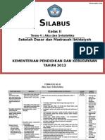 4. Silabus Aku dan Sekolahku_kls II_ok.doc