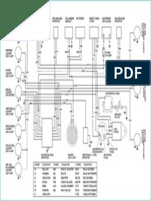 Yamaha Dt 125 Wiring Diagram | Wiring Diagram on