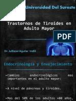 Transtornos Tiroides