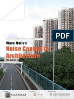 Noise Control in Architecture_Teaching Notes