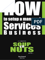 How to Setup Managed Services Business