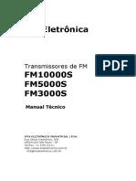 Transmissor MTA FM 10000