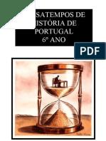 Passatempos de HistÓria de Portugal 6º Ano