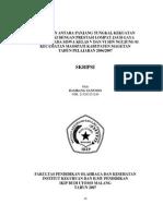 31461438 Hubungan Antara Panjang Tungkai Kekuatan Otot Kaki Dengan Prestasi Lompat Jauh Gaya Jongkok