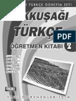 Gokkusagi Turkce Ogretmen Kitabi-2