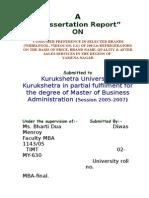 Diwas Dissertation