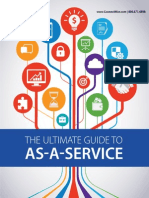The Ultimate Guide to as a Service