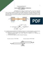 Guía de Ejercicios Ing Materiales 2º Sem 2006