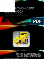 DVD Seminar Copywriting – Dewa Eka Prayoga (JagoBerbisnis - BisnisFranchiseTokoOnline.com)