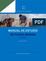 Manual de Estudio de Fauna Marina
