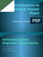 Instrumentation In Power Plant