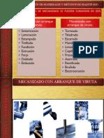 Tema 3 - Procesos Con Arranque de Viruta