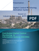 Distributed Digital Control Monitoring & Information System