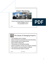 2010 Airport Marketing
