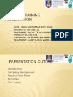 Student Training Presentation 1