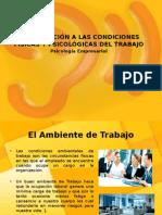 Presentación Psicología Empresarial