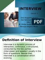 Ppt Interview