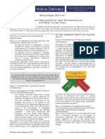 2014-07 Cost Forecasting Approaches v0