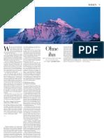 Cerutti, Ohne Ihn (Uber Den Mond). Die Zeit 2008.47